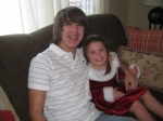 Shannon Barber Heckman. My kiddos. Jake (14) and Annalee (5)
