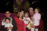 This is my family. My wife Erin, son Frankie(14), daughter Alexis(4), daughter Hailey(2) and son Garrett(9 months).