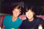 Jon Fellows and Rob Rhee