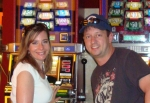 Mike and Jen Bollow, Vegas 2009