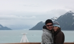 My wife, Erin and I in Alaska this past June.