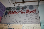 We found the Fiddler panel back stage in one of the Green Rooms.