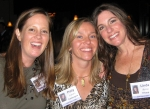 Friends since Kindergarten/1st grade: Kristin Jensen, Patty Lyman, Linda Byrne